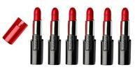 L'Oreal Le Rouge Infallible Lipstick #312 Ravishing Red (Pack of 6)