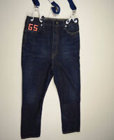 G-Star Jeans ESSENTIAL DEAN SOHO TAPERED LOOSE WMN W26 L28 AU8 US4 NEW RRP $489