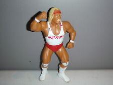 WWF LJN Wrestling Superstars Hulk Hogan *White Hulkamania Shirt* 1988 RARE