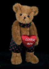 "Bearington Bears 12"" Valentine's Bear ~ Carson Nova Lover Boy ~ 190085"