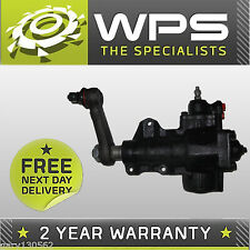 MITSUBISHI L200 RECONDITIONED STEERING BOX K74 1999-2007 WITH DROP ARM