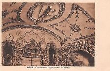 Cartolina - Postcard -  Roma - Cimitero dei Cappuccini - I Cappella - anni '30