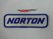 Northon Embroidered Patch Indy 500 Brickyard 400 Nascar IndyCar