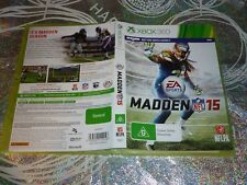 MADDEN NFL 15 (XBOX 360 GAME, G) (134720 A)