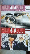 Wild adapter manga completo