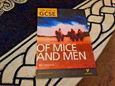 Of Mice and Men: York Notes for GCSE (Grades A*-G) by Martin Stephen (Paperback,