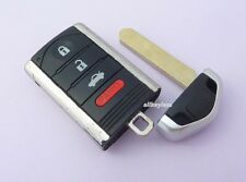 OEM ACURA TL TECH smart key keyless entry remote transmitter DR1 +BLANK INSERT