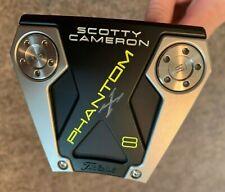 Scotty Cameron Phantom X 8 - RH - 34 - Flawless