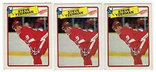 1X STEVE YZERMAN 1988 89 O Pee Chee #196 EXMT Red Wings Lightning Lots Available