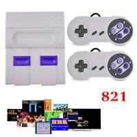 HDMI SUPER NES Classic Edition Console SNES Mini SFC Retro Built-in 821 Games