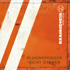 "Rammstein : Reise, Reise Vinyl 12"" Remastered Album 2 discs (2017) ***NEW***"