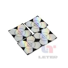 100pcs Reflector Sheet 50x 50 mm ( 50x50 ) Reflective tape target TOTAL STATION