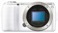 Sony Alpha NEX-C3 Digital Camera Body (White)