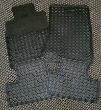 2006 to 2013 Lexus IS250/IS350 NON-AWD Models Rubber Floor Mats - FACTORY OEM
