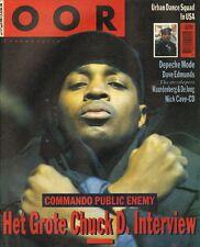 MAGAZINE OOR 1990 nr. 07 - DEPECHE MODE / WALLY TAX / LUKA BLOOM / PUBLIC ENEMY