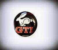 GTI Badge Logo Emblem Sticker for VW SEAT Key Fob Remote Golf Polo Ibiza Leon FR