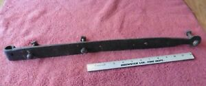 1 Wrought iron hinge strap barn door decor Vintage Antique hand wrought 22.5""