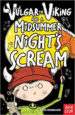 Vulgar the Viking and a Midsummer Night's Scream, New, Horne, Sarah, Redbeard, O