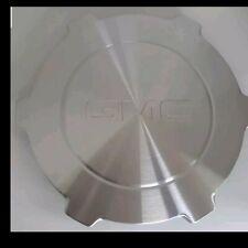 "1 NEW 2004-2007 GMC SIERRA 1500 TRUCK YUKON XL 17"" ALUMINUM WHEEL HUB CENTER CAP"