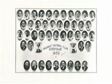 Toronto Argonauts Argos 1952 Grey Cup Champions 8 X 10 Photo Picture