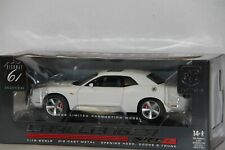 1/18 HIGHWAY 61 2008 DODGE CHALLENGER SRT 8 , WHITE , NEW ,  #50759 , 1 OF 600