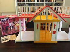 Vintage Mattel - 1982 - Barbie - Dream Cottage / House with Box - BEAUTIFUL