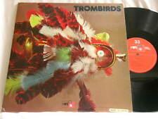 ALBERT MANGELSDORFF Trombirds solo trombone MPS BASF JAPAN LP