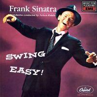 FRANK SINATRA Swing Easy CD BRAND NEW