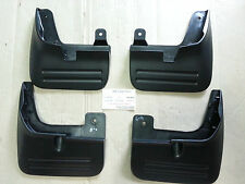 GENUINE  NEW MUD FLAP A SET  SUITS HYUNDAI ILOAD IMAX 2007- 2018