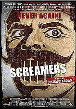 Screamers (DVD, 2009)