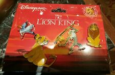 PIN'S Disneyland Paris BOOSTER ROI LION / The Lion King OE 2019