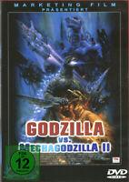 Godzilla vs. Mechagodzilla 2 , 100% ungeschnitten , Neu , Super-Mechagodzilla