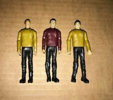 "Star Trek Figures (2009) Kirk, Scotty, Zulu - 3.75"" Action Figure"