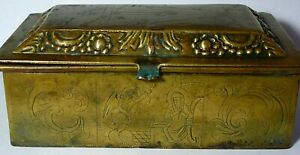 Antique Box Tabernacle Icon Imperial Russia 1840 Orthodox Church Brass