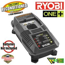 Ryobi P118 18-Volt Dual Chemistry Charger ZRP118 Reconditioned