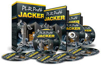 @@@ PLR Gewinn Jacker Videoserie 12 Module mit PLR Rechten @@@