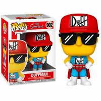 Figura Funko POP Duffman 902 Los Simpsons