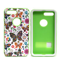 ASMYNA Durable Slim Protector Case Cover For iPhone 7 PLUS- BUTTERFLY