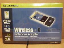 Linksys WPC11 (745883550128) 802.11b Wireless Adapter