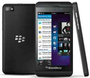 BlackBerry Z10 16GB Black Verizon Factory Unlocked Smartphone Brand New DEAL