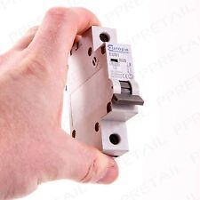 Type B Miniature Circuit Breaker 25 Amp Unit Fuse Box Board Trip Switch Replace