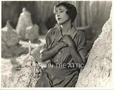 ARTHUR CONAN DOYLE WILLIS O'BRIEN BESSIE LOVE THE LOST WORLD FILM STILL