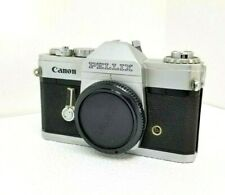 Canon Pellix SLR 35mm Film Camera Body with Cap Circa 1965