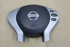 2007-2012 Nissan Altima Left Driver Side Steering Wheel Airbag with Controls