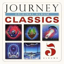 JOURNEY - Original Album Classics - 5 CD Box Set
