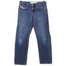 #4142 DIESEL Damen Jeans Hose FELLOW 709 Denim blue used blau 36/32