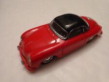 CORGI VANGUARDS 1/43 CLASSIC PORSCHE 356 A SPEEDSTER RED DIECAST MODEL CAR