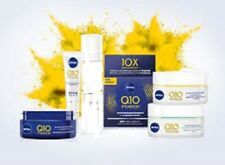 NIVEA Q10 POWER SET Night Cream AND Day Cream AND Eye Cream - ALL FULL SIZE