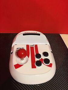 Atari Arcade Game Pad For iPad - Duo Powered Joystick Controller Good Condition
