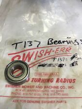 Swisher Riding Mower  tr150, t137, as010 bearing NOS Fast Free Shipping In Usa T